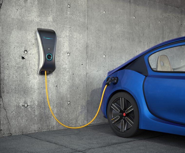 EV charging on the grid
